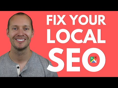 Local SEO Audit: How to Fix Your Google Rankings in 2021