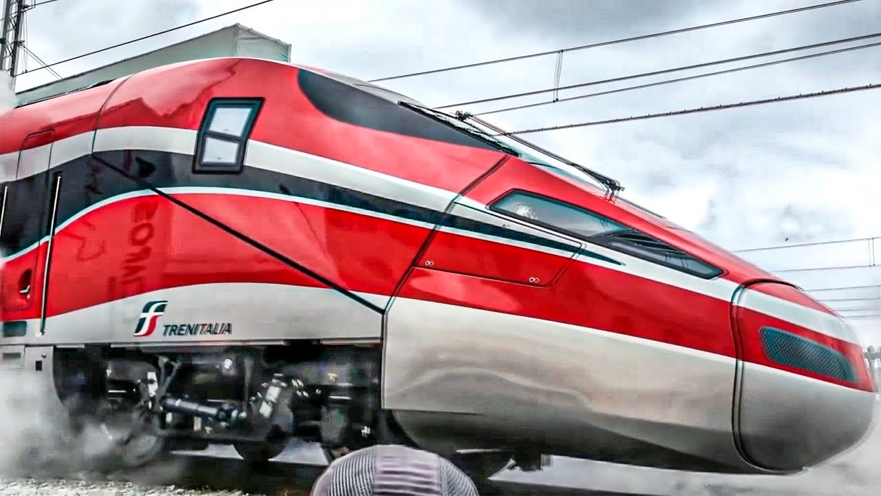 15 Most Advanced Trains Ever Built