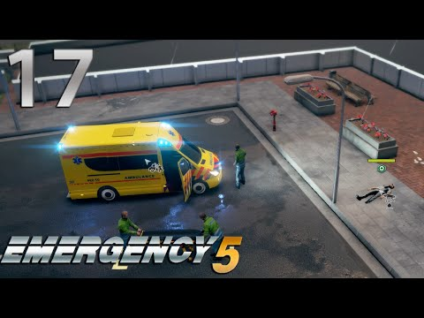 Emergency 5| Episode 17|Hamburg -  Disorderly Conduct