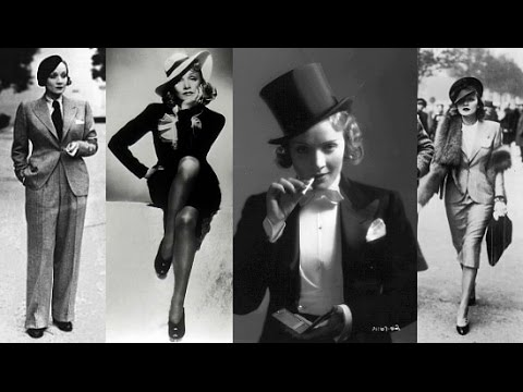 German Actress Marlene Dietrich - Biography and Documentary