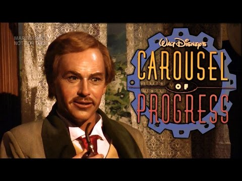 Carousel Of Progress WDW - Martins Ultimate Tribute