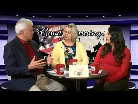 At the Round Table - Elaine Johns [Veterans Day Special]