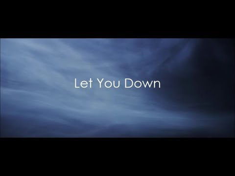 NF // Let You Down Lyric Video
