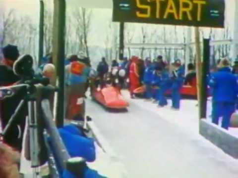 Prepping Lake Placid for the 1980 Olympics - AT&T Archives
