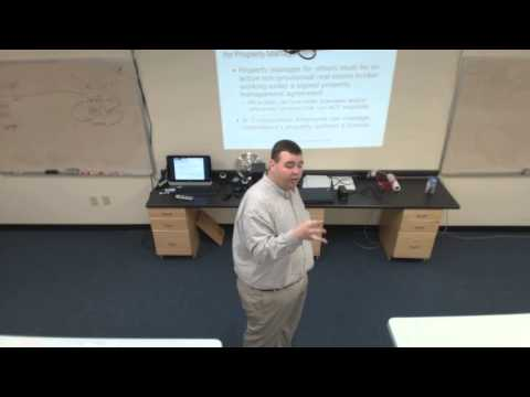 Prelicense Chapter 12 Property Management