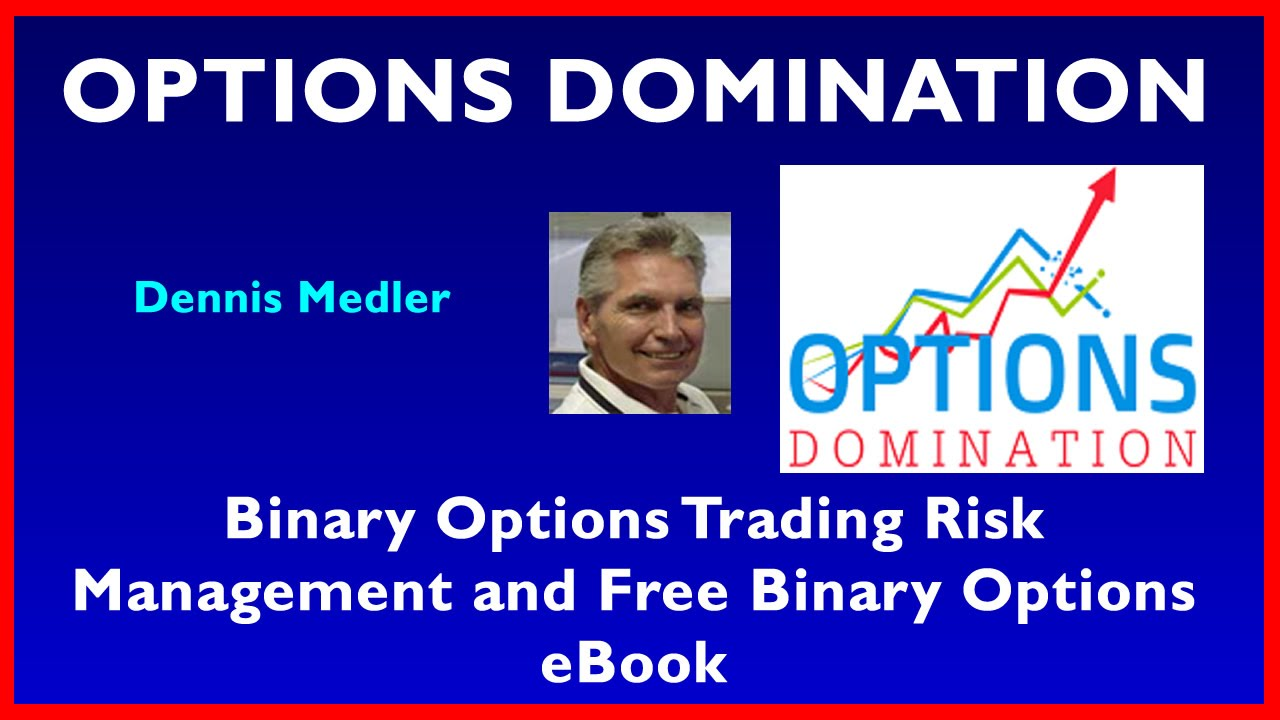 Risk management in binary option trading