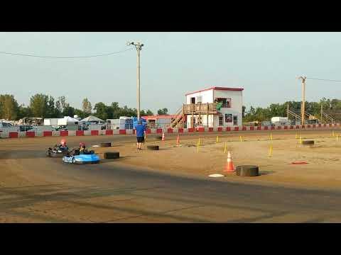 9.8.2017 - KC Raceway - Heavy Points - Heat 1