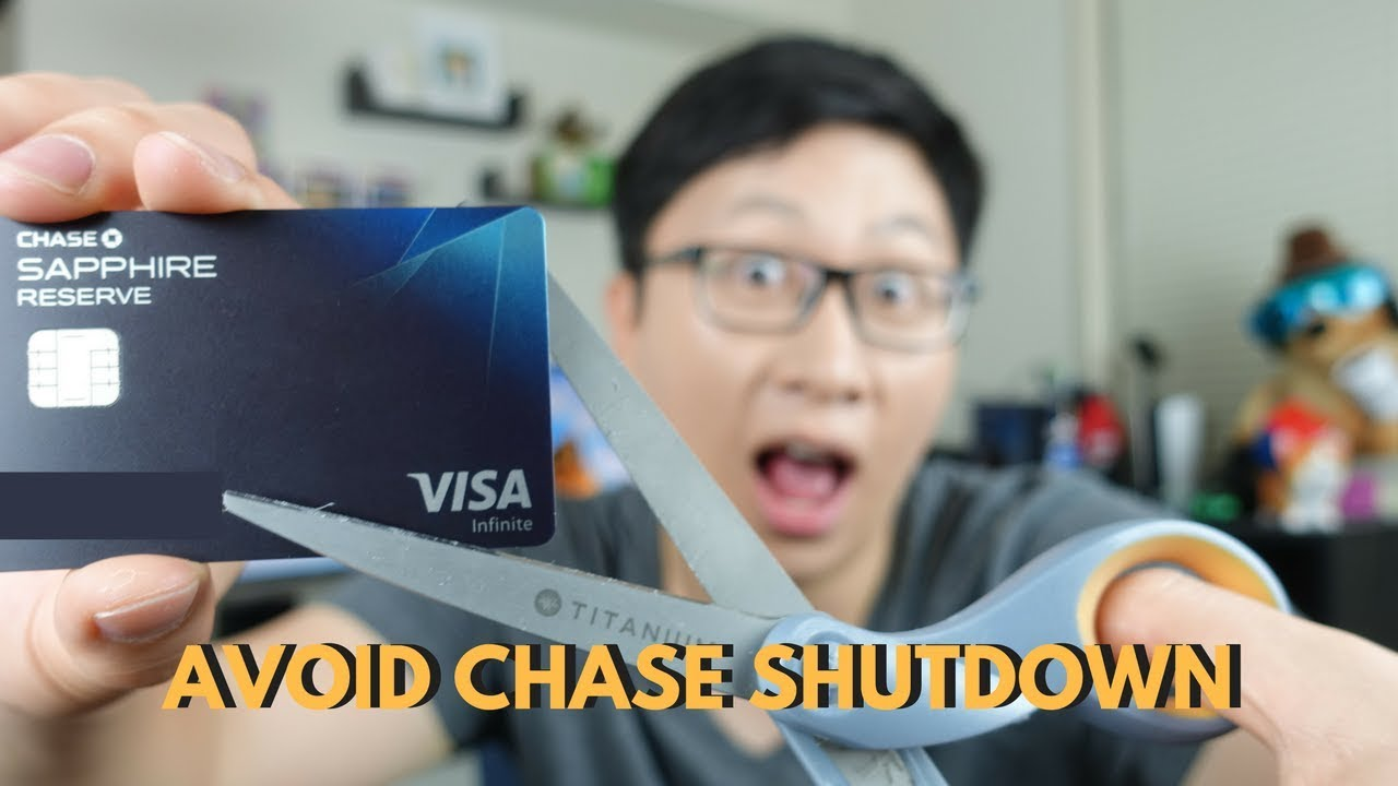 What Causes a Chase Shutdown & How to Avoid Chase Closing All Your