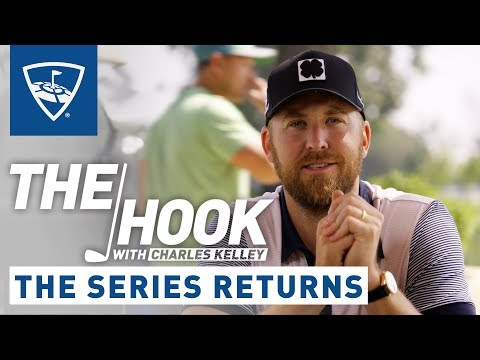 The Hook with Charles Kelley | Series Returns Promo | Topgolf