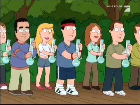 Family Guy - Bag Of Weed [German]