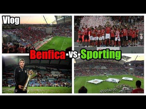 VLOG – Benfica 5-0 Sporting (Supertaça 2019-2020)