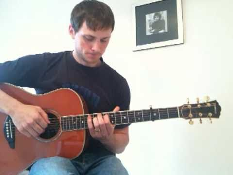 How to play Time of no reply by Nick Drake
