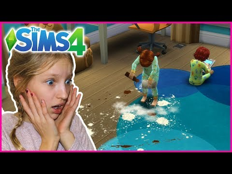They Made a Mess!