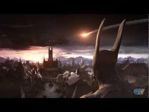 Infinite Crisis - Debut Trailer