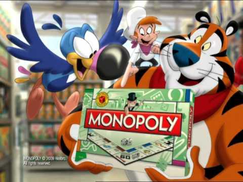 Kellogg's Hasbro Commercial