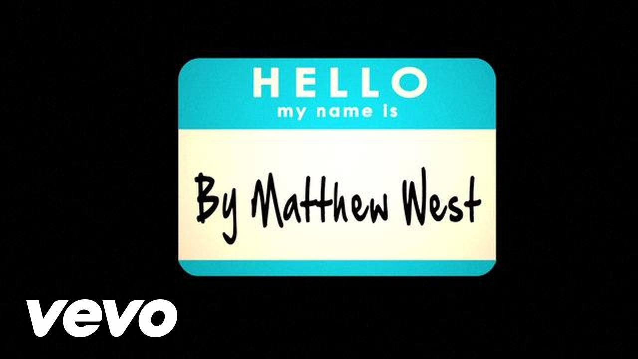 Hello My Name Is: Hello, My Name Is (Lyrics)