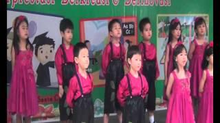 TK Katolik Santa Clara Surabaya