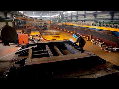 Производство металлоконструкций STEELLION