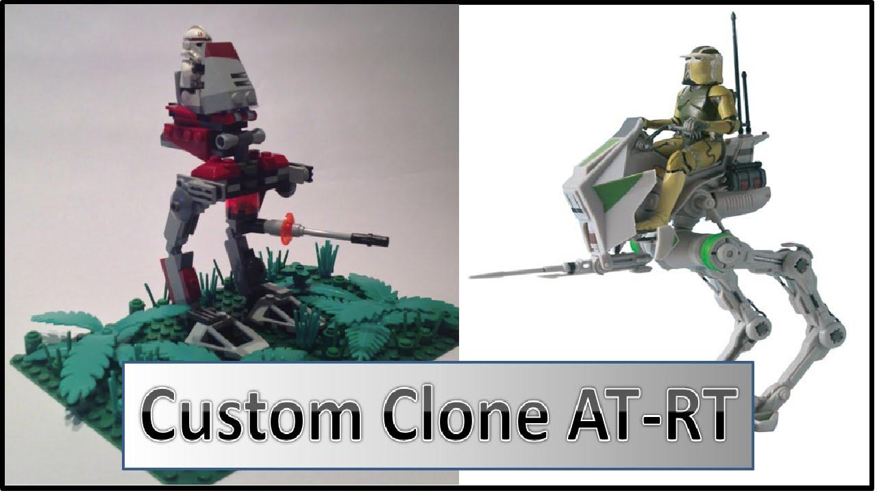 Lego 75002 – AT-RT | i Brick City