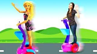 Видео с куклами: Барби ищет сестру. Мультики для девочек ToyClub