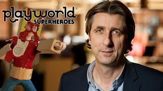 Playworld Superheroes - CEO Interview