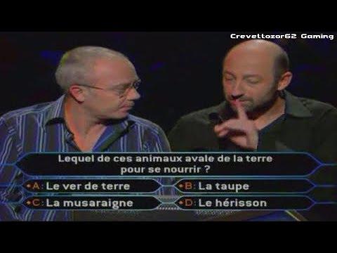 Qui Veut Gagner Des Millions (QVGDM) - 30/11/2004 - Kad Merad et Olivier Baroux