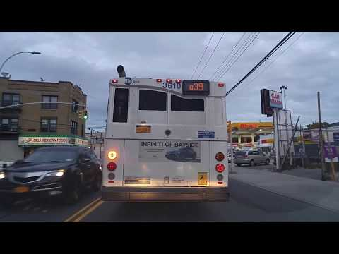 Driving from Ridgewood to Rego Park in Queens,New York