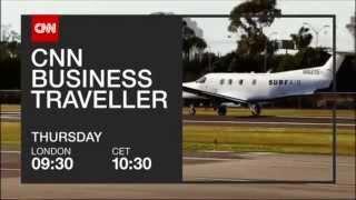 """CNN International """"Business Traveller - Flying"""