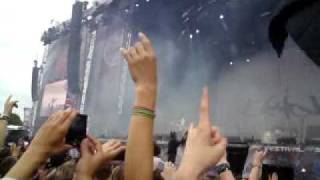 Skindred - Intro/Stand For Something, Sonisphere 2010