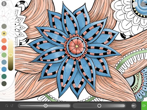 Coloring App Review