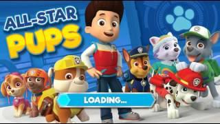Мультик игра Щенячий патруль: Все звезды щенки (All Star Pups)