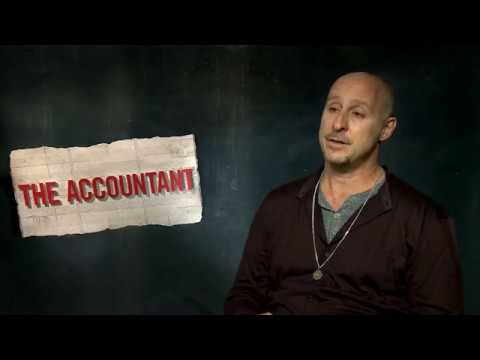 Warner Bros. Creative Talent  Director of The Accountant  Gavin O'Connor