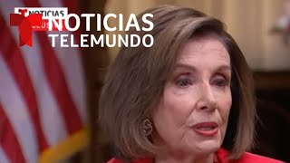 Full interview: Nancy Pelosi on impeachment, DACA and Trump's attacks on her and dreamers