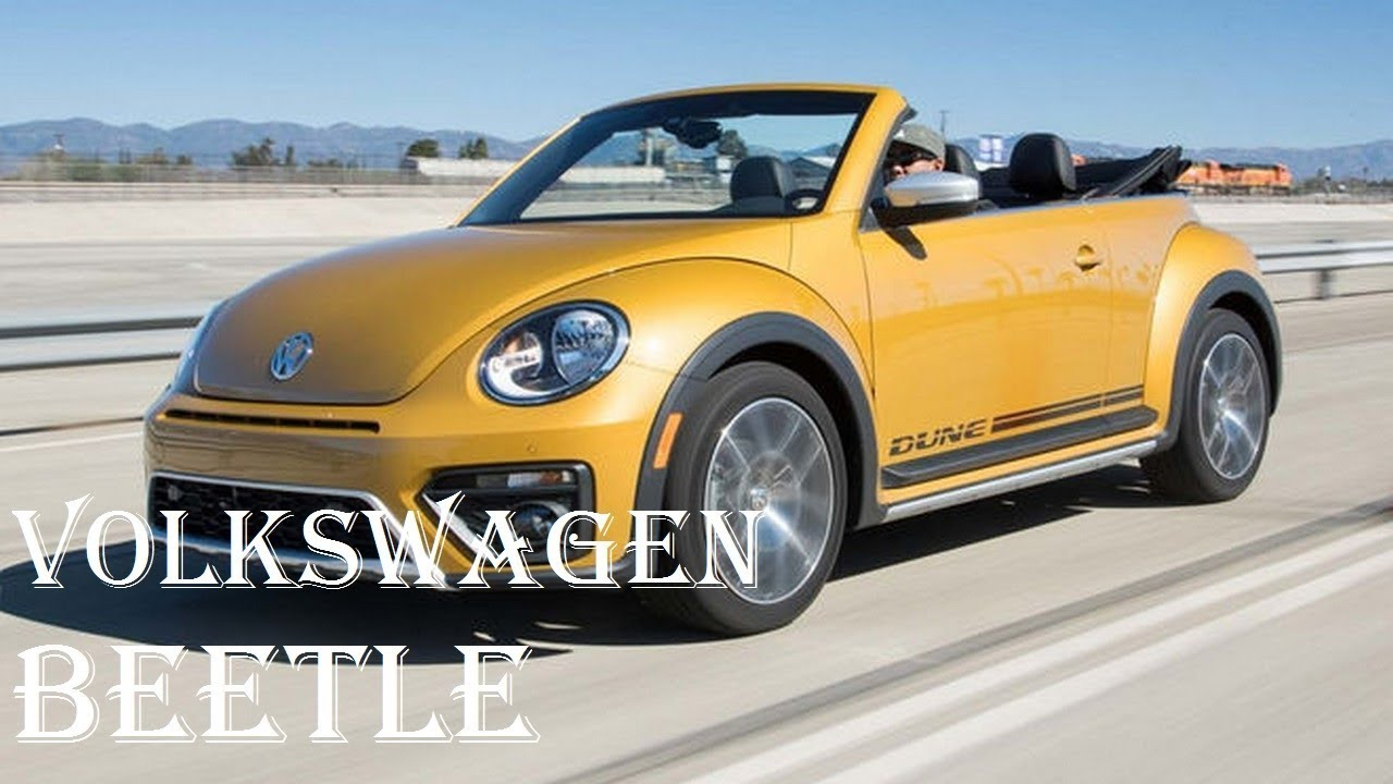 2017 Volkswagen Beetle Turbo Convertible Review Dune Camper Specs Reviews Auto Highlights