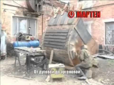 МАРТЕН. Возможности металлобазы во Владивостоке.wmv