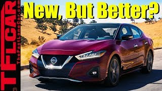 2019 Nissan Maxima: Proof That More Is Better?