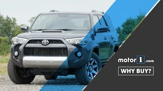 Why Buy? | 2017 Toyota 4Runner Review
