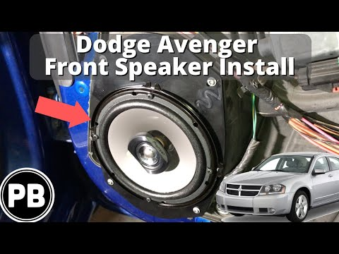 2007---2014-dodge-avenger-front-door-speaker-install