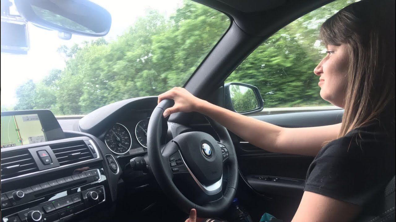 Driving An Automatic Car For The First Time - Youtube-1724