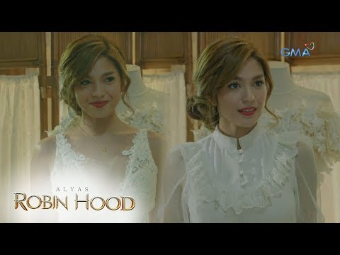 Alyas Robin Hood 2017: Dilemma sa wedding gown ni Venus - 동영상