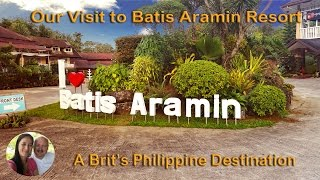 Visit to Batis Aramin Resort Lucban