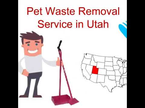 The best Pet Waste Removal service in Utah