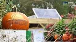Green Mountain Energy Sun Club and PHS Meadowbrook Farm in Philadelphia