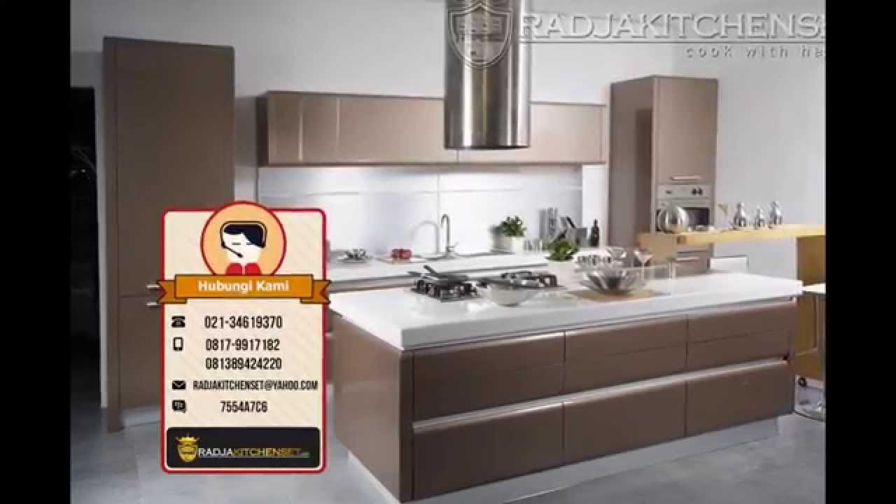 Toko kitchen set online call 081389424220 youtube for Toko aluminium kitchen set
