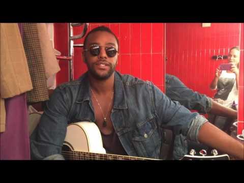Jackson Source Exclusive - Austin Brown Interview in Paris (2016)