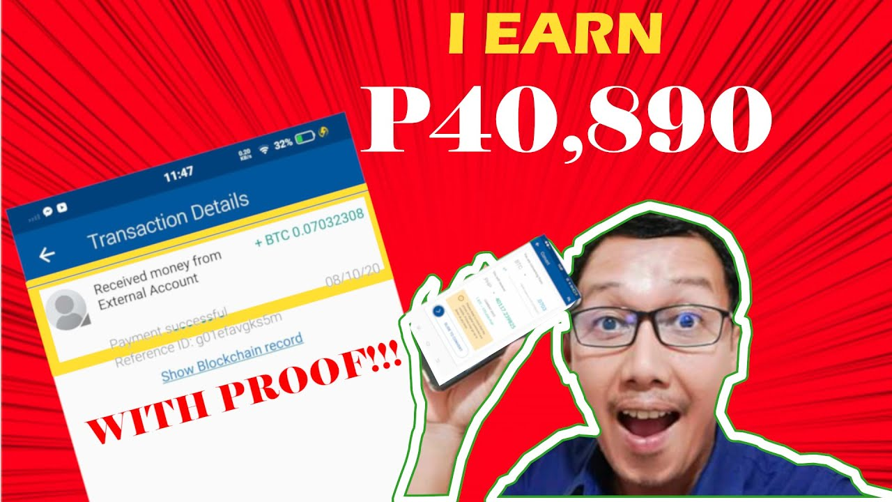NO INVITE: I EARNED ₱40,980 SA ONLINE PWEDE MO RIN ITO GAWIN WITH PROOF