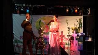 Sajan Nalla Thambi -Sri lankan drama-Fiore Irushani speacial appereance