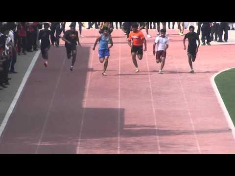 Qatar Cluster 2015-16 Under 19 100m