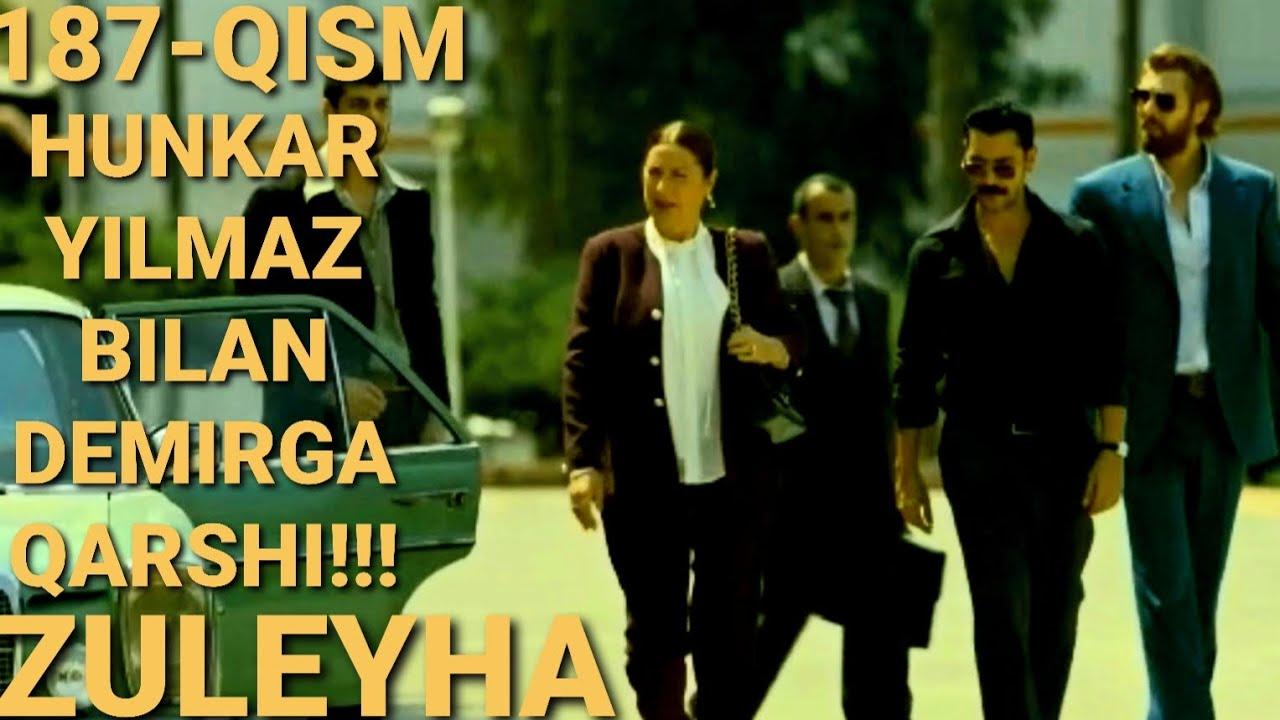 ZULEYHA 187 - QISM O'ZBEK TILIDA(TURK SERIALI) # ЗУЛЕЙХА 187 - КИСМ УЗБЕК ТИЛИДА (ТУРК СЕРИАЛИ)