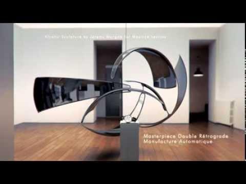 Design produit d'une sculpture cinétique